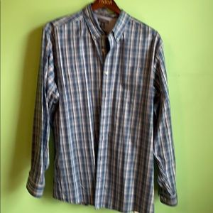 Eddie Bauer relaxed fit shirt